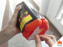 【干货】如何正确安装油漆仓库泡沫剂自动灭火器