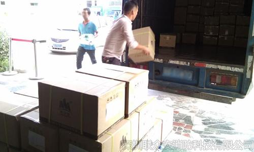 """""""11.9""""来临,深圳联众安热火朝天出货忙"""