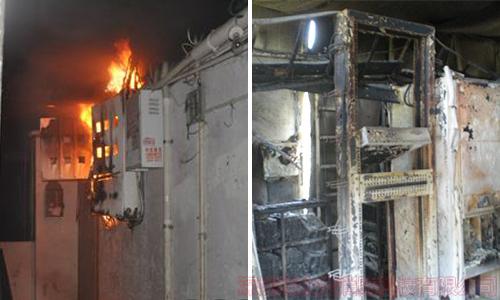 防机柜配电柜起火,火麒麟自动灭火装置是好手