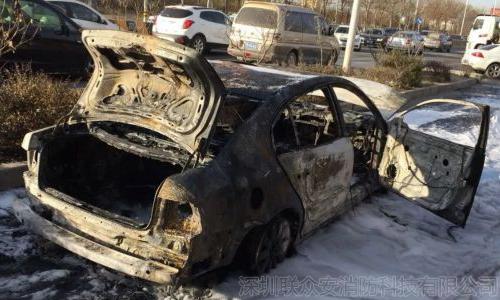 又一轿车起火,车辆防火不可大意