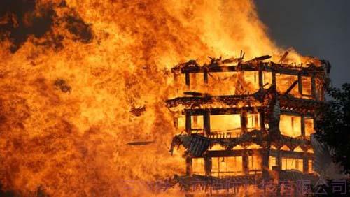 看木塔寺庙之火 联众安消防浅谈其火灾隐患