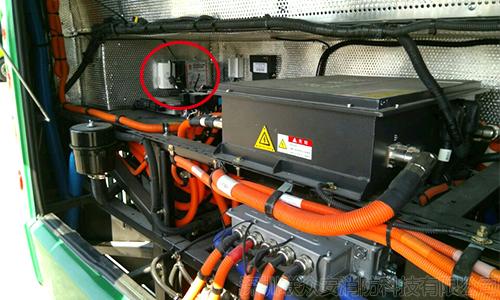 新能源汽车自动灭火系统
